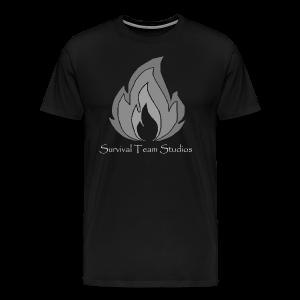 Survival Team Studios Logo_v1 - Men's Premium T-Shirt