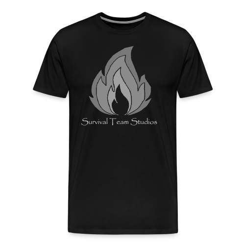 Survival Team Studios Logo_v1 - Men's Premium T-Shirt