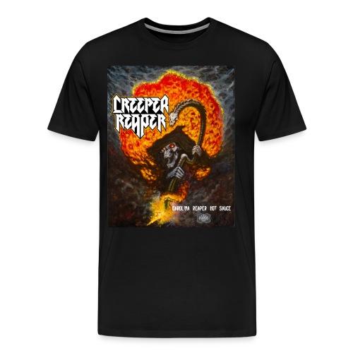 Creeper Reaper Hot Sauce attire - Men's Premium T-Shirt