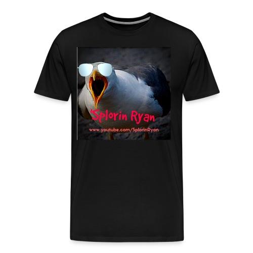 That Darn Seagull - Men's Premium T-Shirt