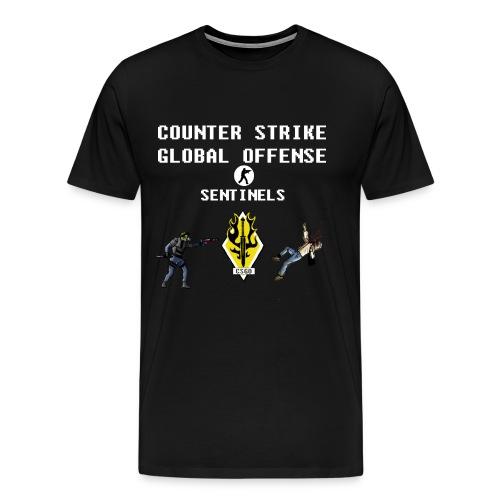 CS:GO Sentinels Spectrum Division - Men's Premium T-Shirt