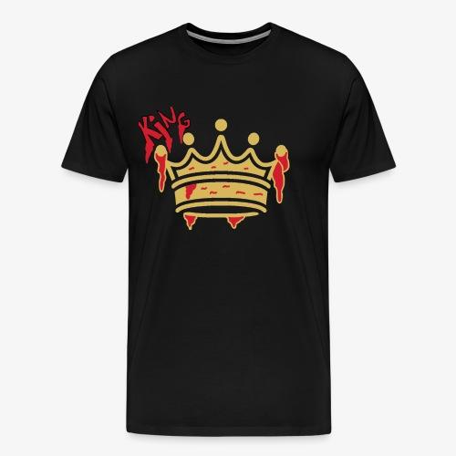 King design - Men's Premium T-Shirt