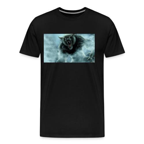 werewolf 08 - Men's Premium T-Shirt