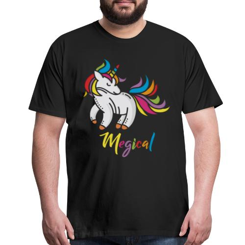 Unicorn Shirt For Women | Unicorn Magical - Men's Premium T-Shirt