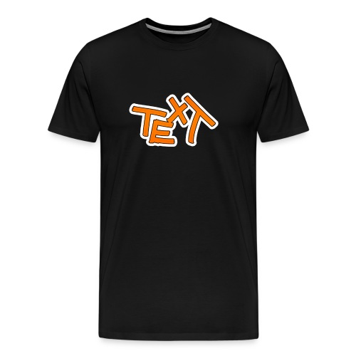 TExT - Men's Premium T-Shirt