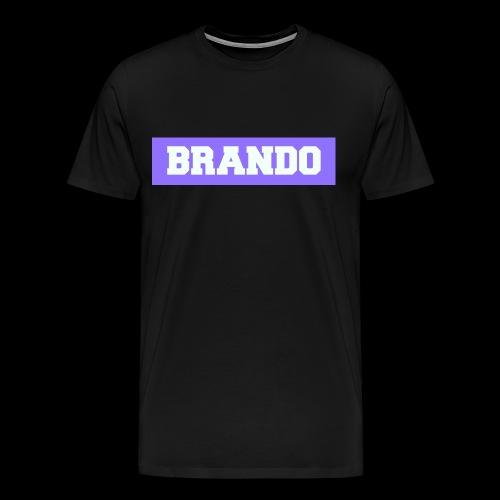 BRANDO T- shirts - Men's Premium T-Shirt