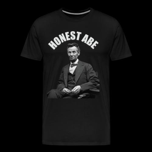 Honest Abe - Men's Premium T-Shirt