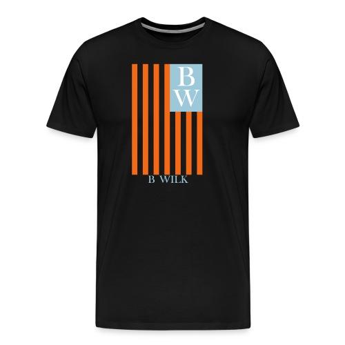 USA BWILK - Men's Premium T-Shirt