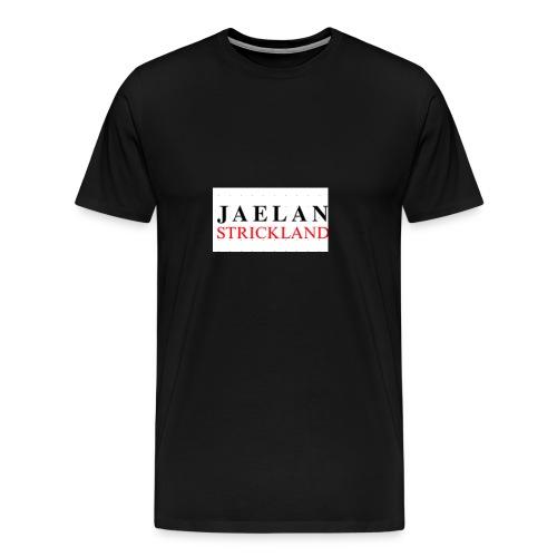 Jaelan Strickland - Men's Premium T-Shirt