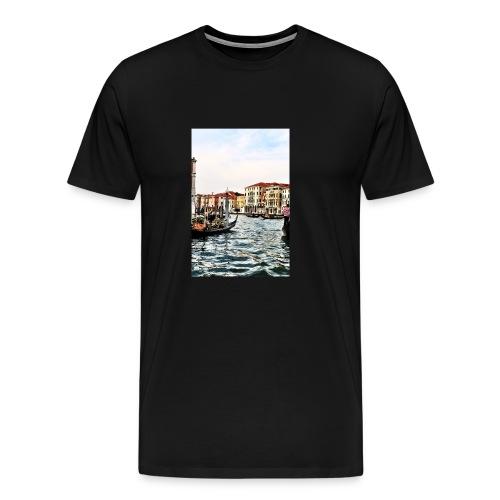 454B3B17 EADE 4EEC 878F DE93D60C11F3 - Men's Premium T-Shirt