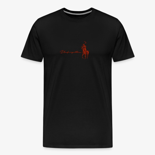 Unforgotten Grim Reaper - Men's Premium T-Shirt