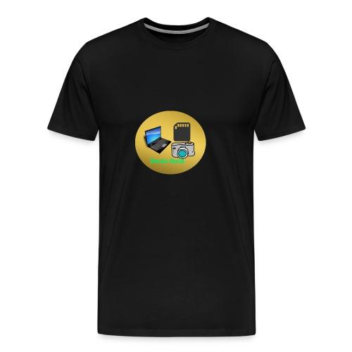 Pesto Gold - Men's Premium T-Shirt