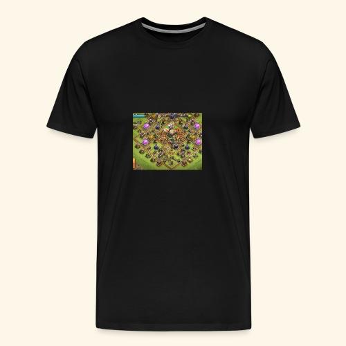 clash of popular - Men's Premium T-Shirt