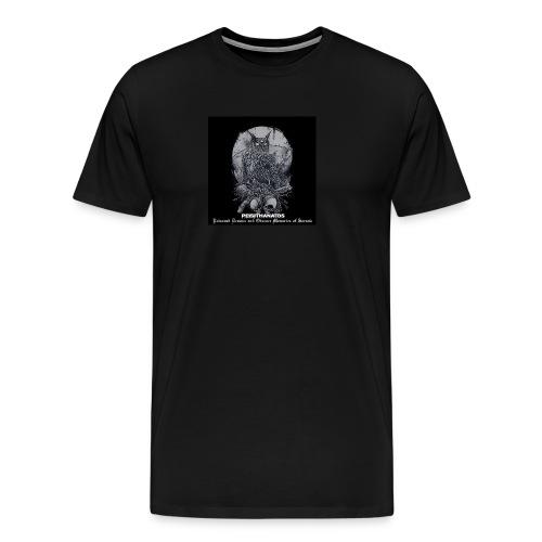 peisithanatosoriginalcover66688 - Men's Premium T-Shirt