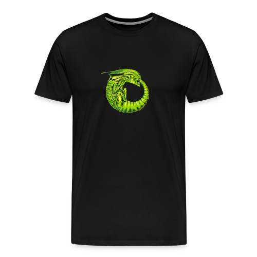Alien Ouroboros - Men's Premium T-Shirt