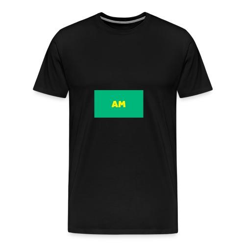 ankit miner - Men's Premium T-Shirt