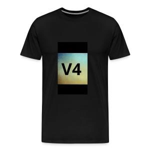 vintage v4 - Men's Premium T-Shirt