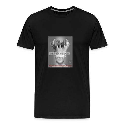 Off t6he dome - Men's Premium T-Shirt