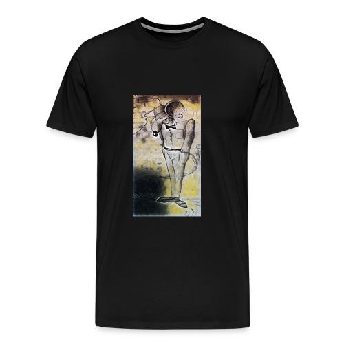 Shadow mouse - Men's Premium T-Shirt