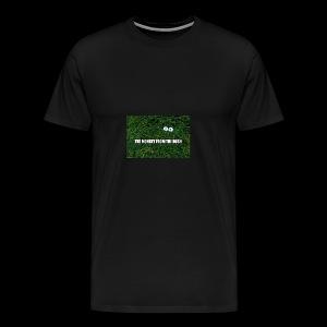 monkeybushbanner - Men's Premium T-Shirt