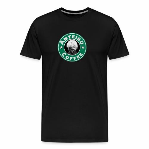 Anteiku Coffee Logo - Tokyo Ghoul - Men's Premium T-Shirt