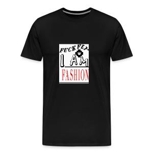 I Am Fashion - Men's Premium T-Shirt