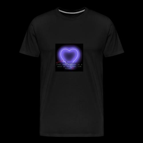 Forever isn't real - Men's Premium T-Shirt