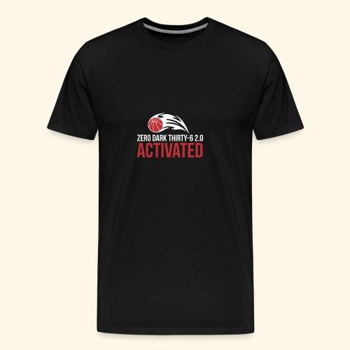 zero dark thirty - shirt - Men's Premium T-Shirt