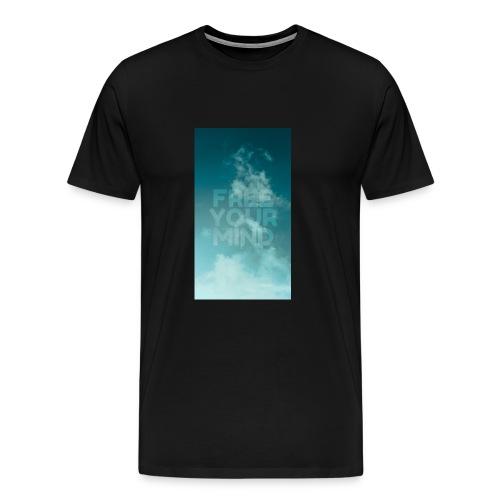 Free Your Mind - Men's Premium T-Shirt