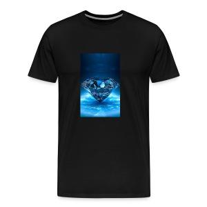 live wallpapers 7 - Men's Premium T-Shirt
