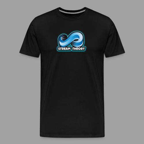 Stream Theory - Men's Premium T-Shirt