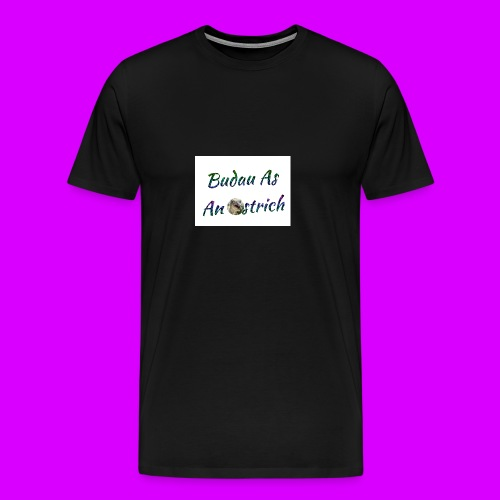 ipod touch ostrich box - Men's Premium T-Shirt