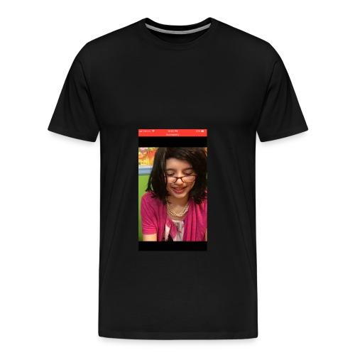 RyFitz as a Girl - Men's Premium T-Shirt