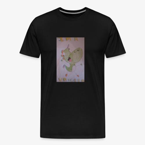 Ima Unicorn Yoshi - Men's Premium T-Shirt