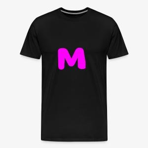 Pink m - Men's Premium T-Shirt