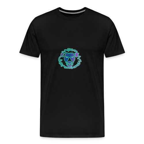 The 1975 Lion.... Mens T Shirt - Men's Premium T-Shirt