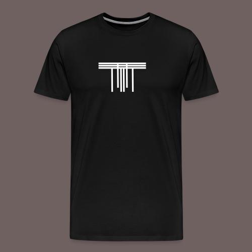 GBIGBO zjebeezjeboo - Oriental- Bamboo [FlexPrint] - Men's Premium T-Shirt