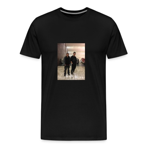 D8ACE858 2D7F 4AA8 9D9D DF25BA7D0EDA - Men's Premium T-Shirt