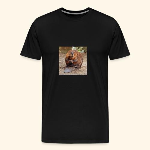 Beavers - Men's Premium T-Shirt
