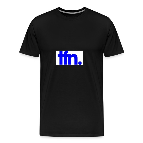 tfn logo 720x380 720x380 - Men's Premium T-Shirt
