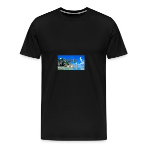 Reliving Life - Men's Premium T-Shirt