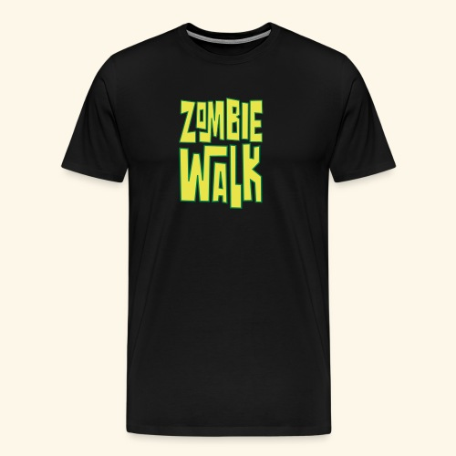 ZOMBIEWALK - Men's Premium T-Shirt