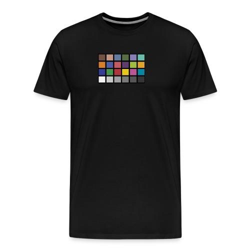 colorchecker - Men's Premium T-Shirt
