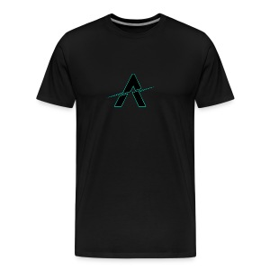 Archaea Split Logo - Men's Premium T-Shirt