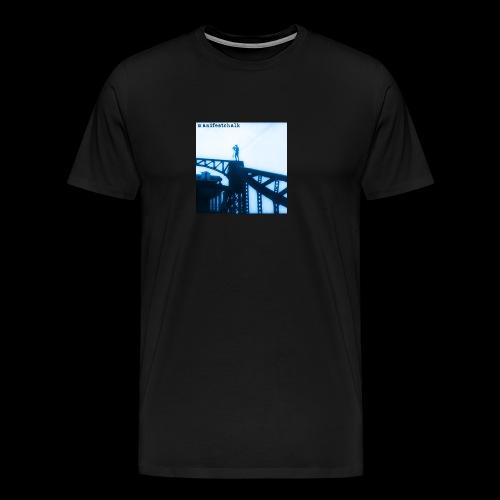 Bridge West - Men's Premium T-Shirt