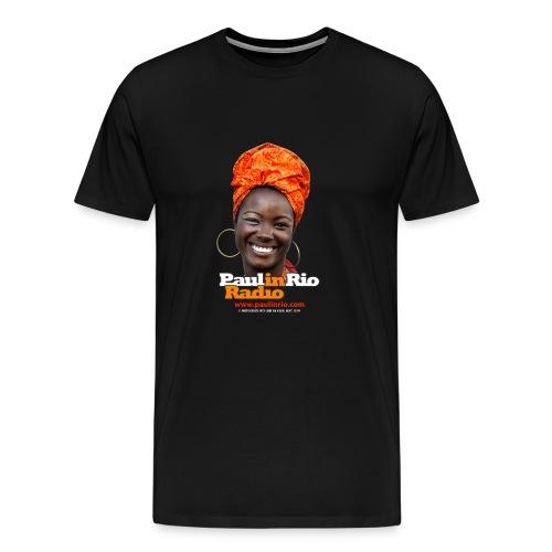Paul in Rio Radio - Mágica garota - Men's Premium T-Shirt