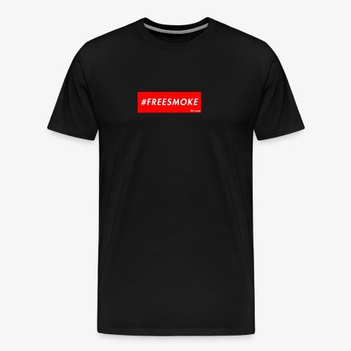 #FREESMOKE Season 1 - Men's Premium T-Shirt