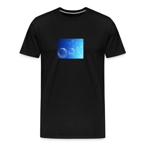 Bubbles - Men's Premium T-Shirt