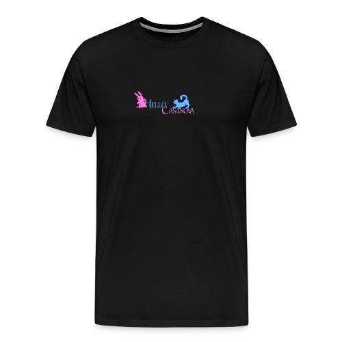 hello casanova iii - Men's Premium T-Shirt