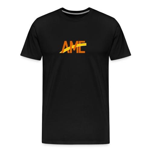 AME Golden Orange Logo - Men's Premium T-Shirt